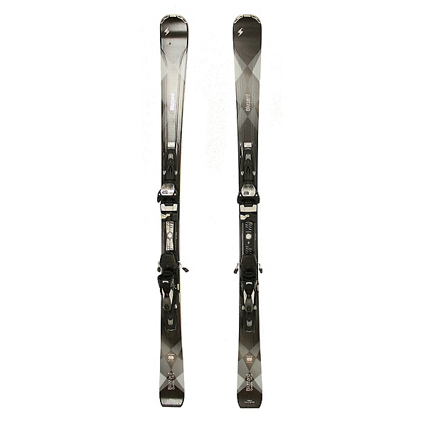 Used 2017 Womens Blizzard Quattro 7.4 CA Skis Marker 12 TCX Bindings A SALE, , 600