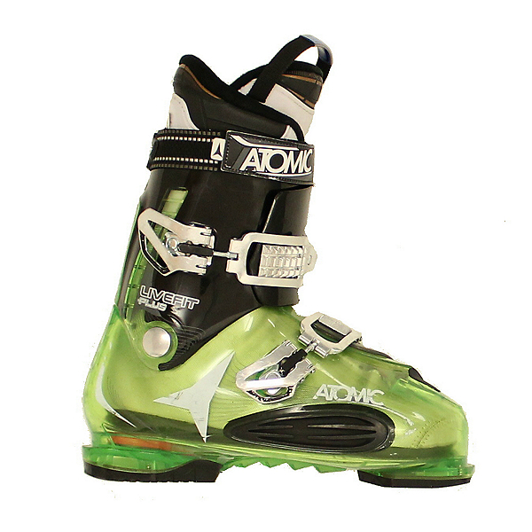 Used 2015 Atomic LiveFit Plus Mens Ski Boots Comfort SALE, , 600