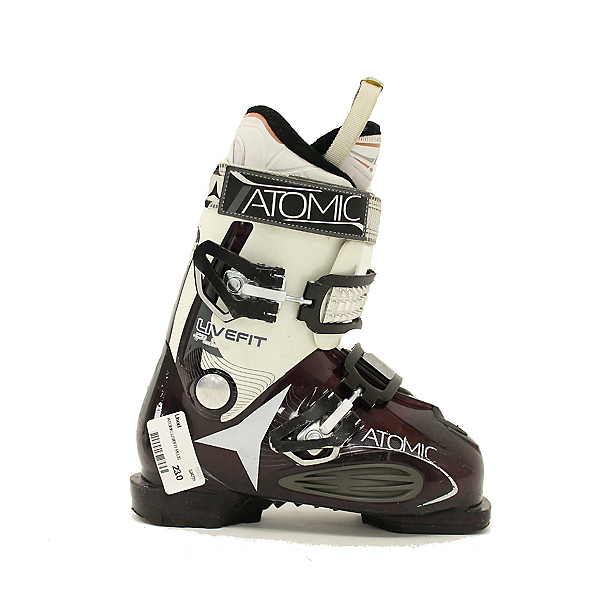 Used 2015 Atomic LiveFit Plus Womens Ski Boots Size Choices Comfort, , 600