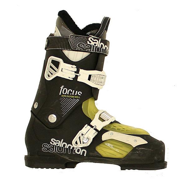 Used 2014 Mens Salomon Focus Ski Boots US Size 12.5, , 600