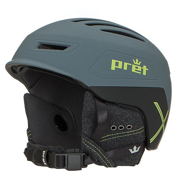 Pret Cirque X Helmet, Slate Grey, 600