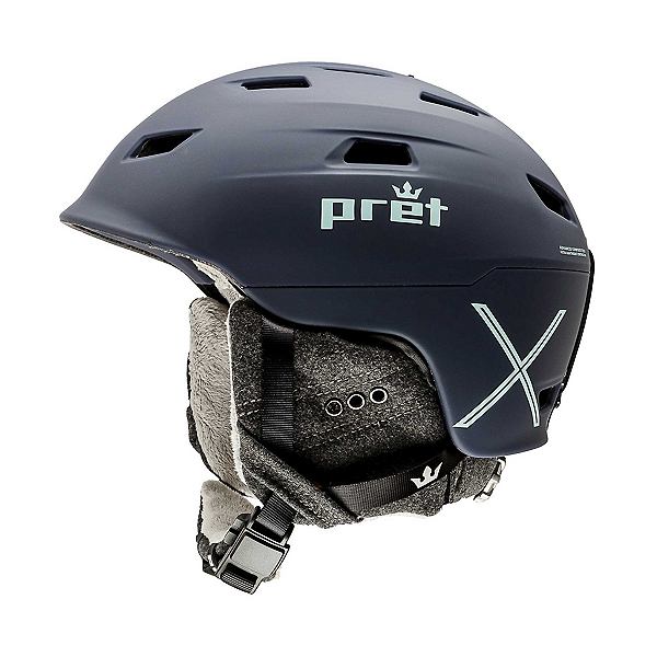 Pret Haven X Womens Helmet, Indigo, 600