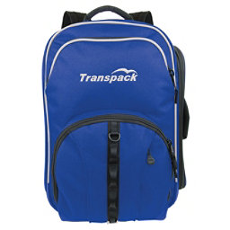 Transpack Boot Slinger Pro Ski Boot Bag 2019, Blue-Silver Electric, 256