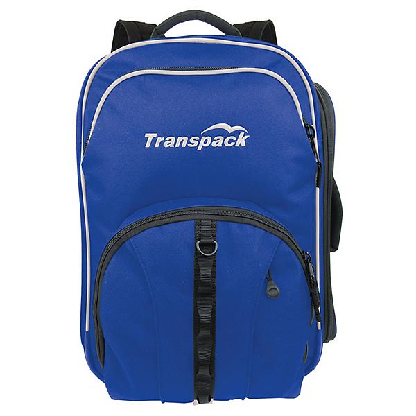 Transpack Boot Slinger Pro Ski Boot Bag 2020, Blue-Silver Electric, 600