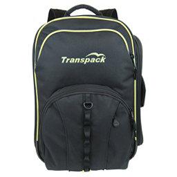 Transpack Boot Slinger Pro Ski Boot Bag 2019, Black-Yellow Electric, 256