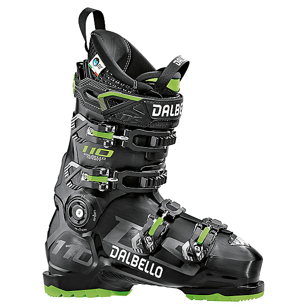 Dalbello DS 110 Ski Boots 2020, Black-Black, 600