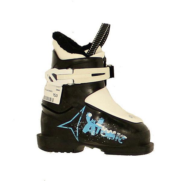 Used 2018 Kids Atomic AJ 1 Ski Boots Easy On & Off, , 600