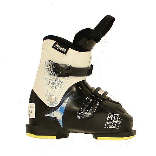 Used 2016 Kids Atomic Waymaker Jr 2 Ski Boots Toddler Sizes, , 600