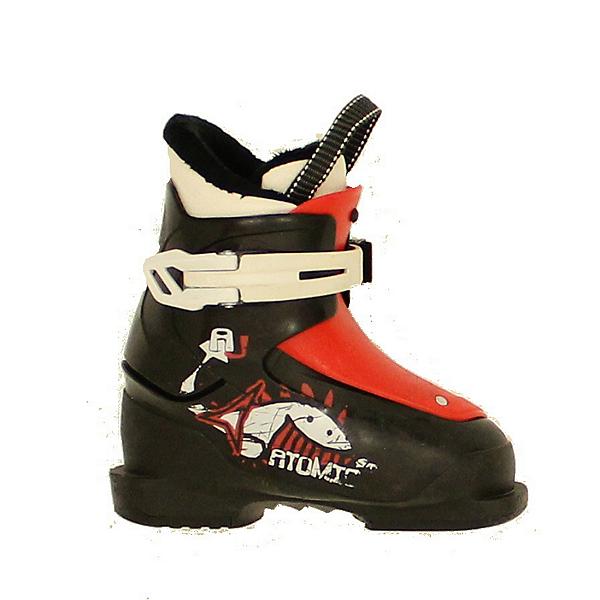 Used 2013 Kids Atomic AJ Ski Boots Toddler Sizes, , 600
