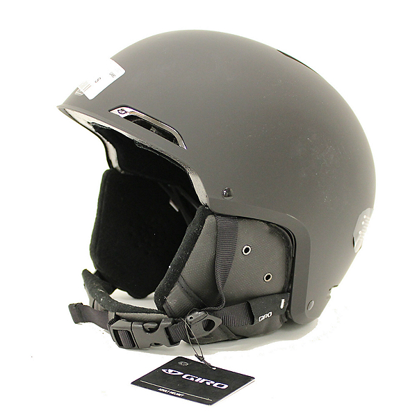 Giro Giro Battle Ski Snowboard Helmet Display Model Black, , 600