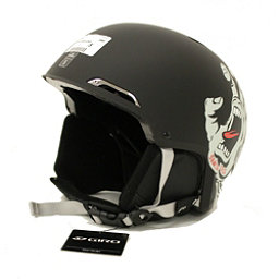 Giro Giro Battle Ski Snowboard Helmet Display Model Black Santa Cruz Edition, , 256