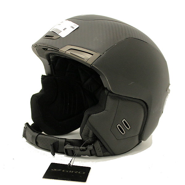 Giro Giro Edition Ski Snowboard Helmet Display Model Black Leather, , 600