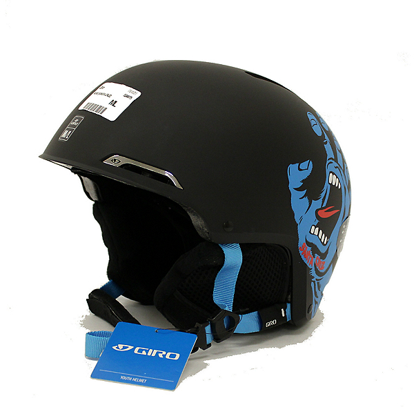 Giro Giro Rove Santa Cruz Kids Youth Ski Snowboard Helmet Display Model, , 600