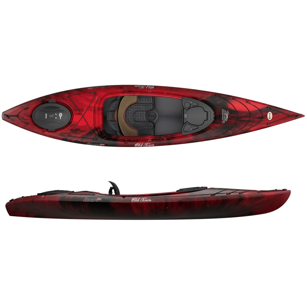 Old Town Loon 126 Kayak 2020 im test