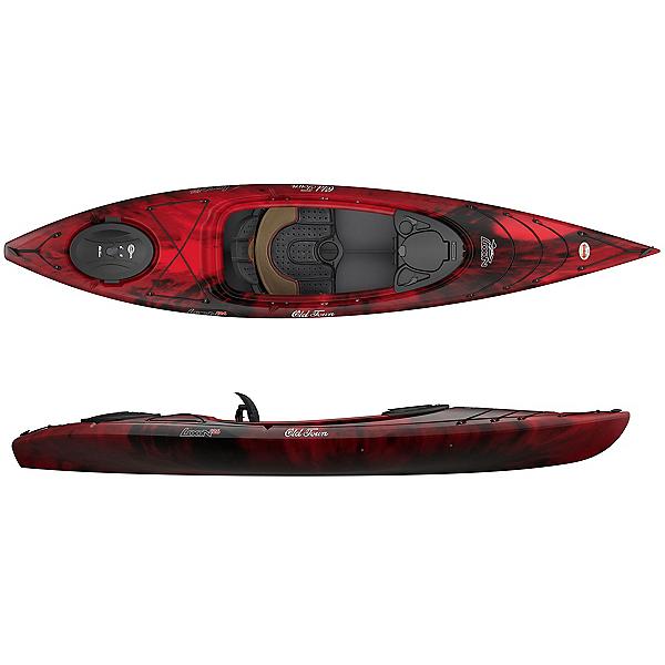 Old Town Loon 126 Kayak 2020, Black Cherry, 600