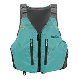 Old Town Riverstream Universal Adult Kayak Life Jacket 2018, Aqua, 256