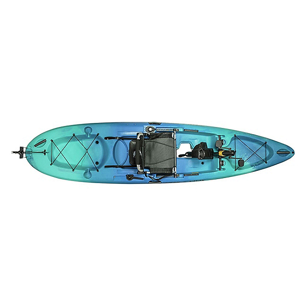 Ocean Kayak Malibu Pedal Kayak 2019, Seaglass, 600