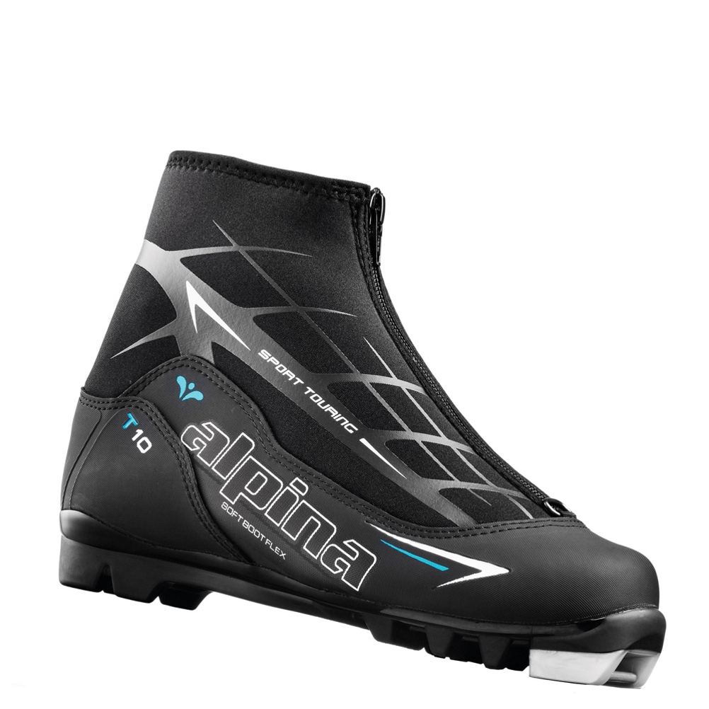 Image of Alpina T10 Eve Womens NNN Cross Country Ski Boots 2020