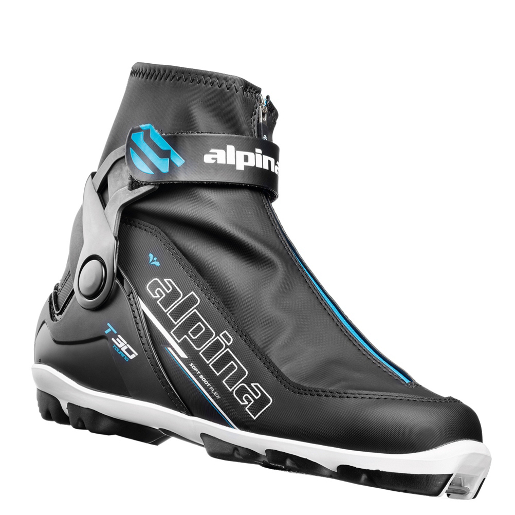 Image of Alpina T30 Eve Womens NNN Cross Country Ski Boots 2020