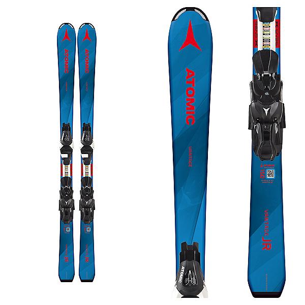 Atomic Vantage Jr. 7 Kids Skis with L7 Bindings 2019, , 600