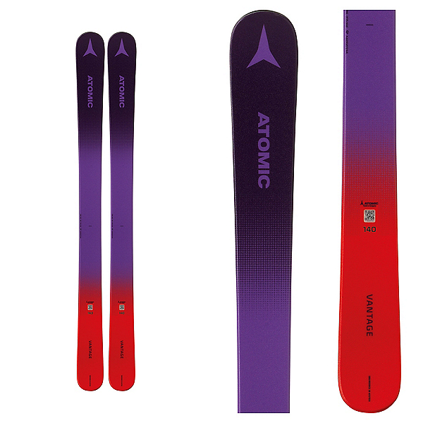 Atomic Vantage Girl Girls Skis 2020, , 600