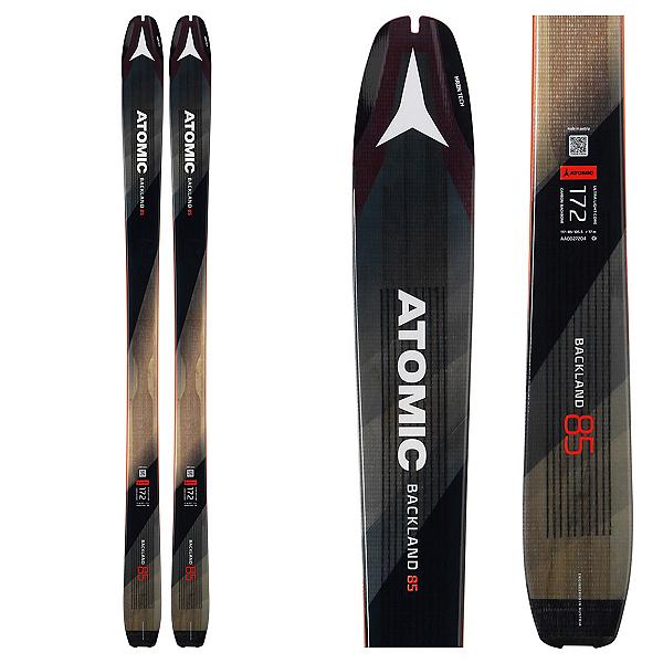 Atomic Backland 85 Skis, , 600