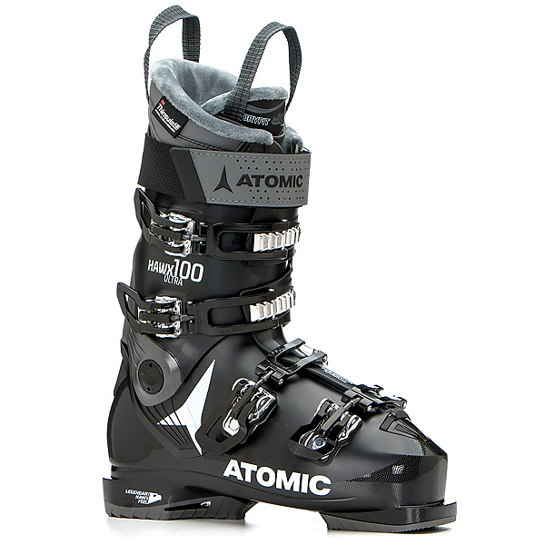 Atomic Hawx Ultra 100 Ski Boots, Black-Anthracite, 600