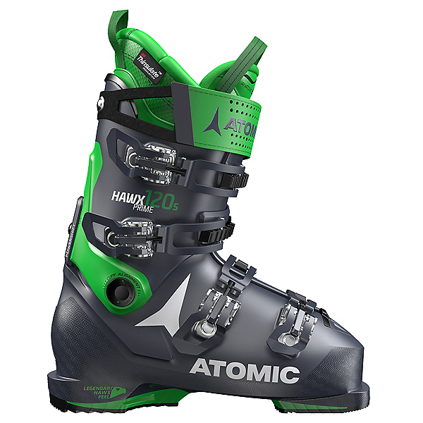 Atomic Hawx Prime 120 S Ski Boots, Dark Blue-Green, 600