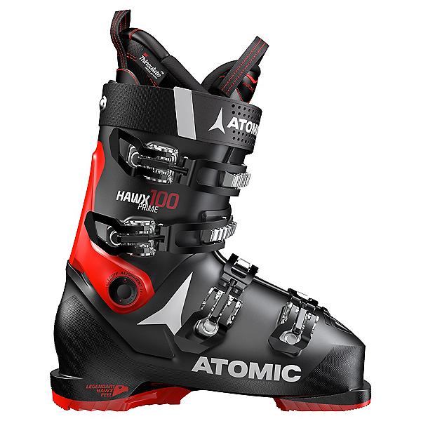 Atomic Hawx Prime 100 Ski Boots, Black-Red, 600