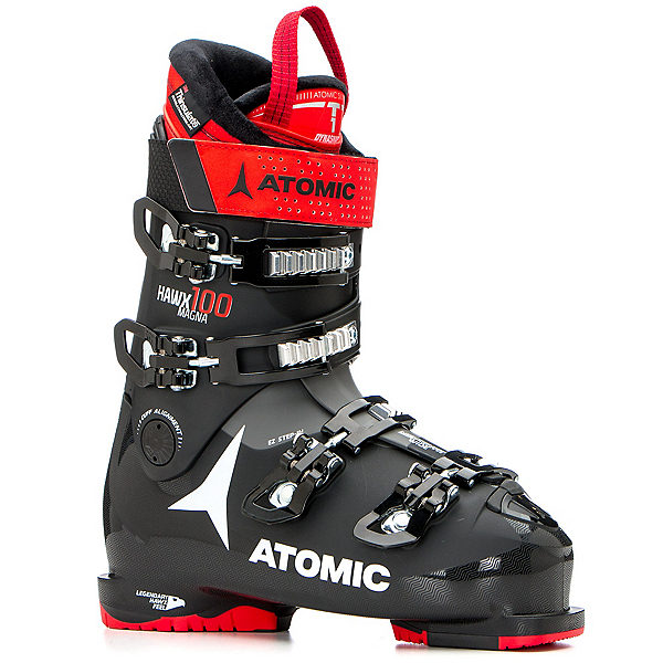 Atomic Hawx Magna 100 Ski Boots 2020, Black-Red, 600