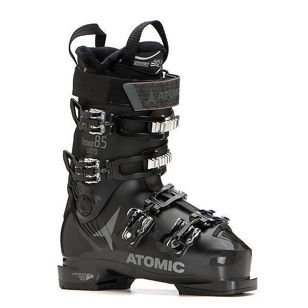 Atomic Hawx Ultra 85 W Womens Ski Boots, Black-Anthracite, 600