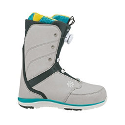 Flow Onyx Boa Coiler Womens Snowboard Boots, Grey, 256