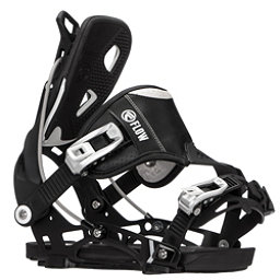 Flow NX2 Hybrid Snowboard Bindings, Iridium, 256