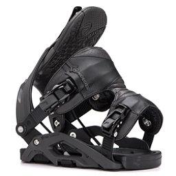 Flow Nexus Snowboard Bindings, Black, 256