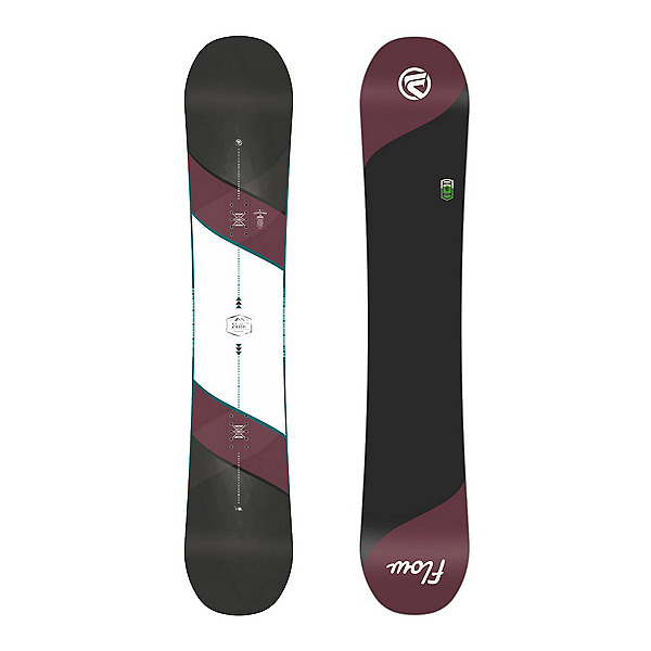 Flow Bella Womens Snowboard, , 600