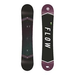 Flow Venus Black Womens Snowboard, , 256