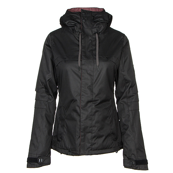 686 Parklan Mystique Womens Insulated Snowboard Jacket, Black, 600