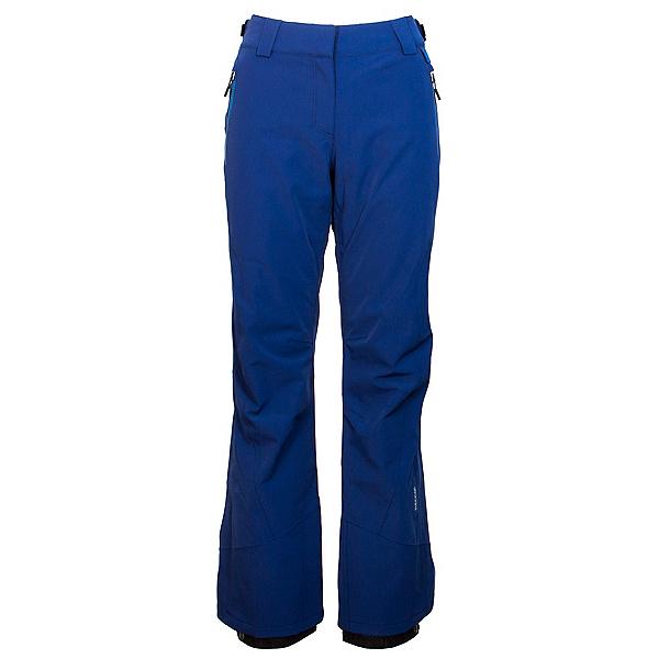 Karbon Meridian Womens Ski Pants, Navy-Navy-Hawaiin Blue-Navy, 600