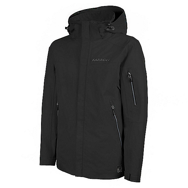 Karbon McKinley Mens Shell Ski Jacket, , 600