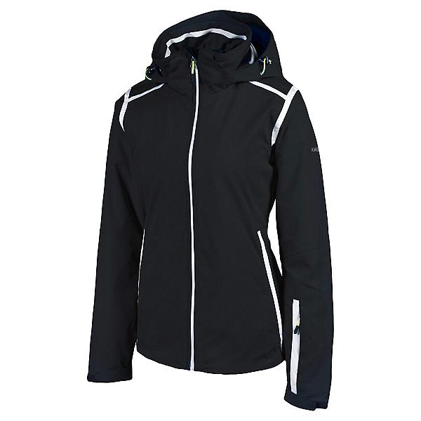 Karbon Emerald Womens Insulated Ski Jacket 2018, , 600