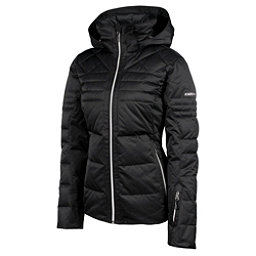 Karbon Ampere Womens Insulated Ski Jacket, Black, 256