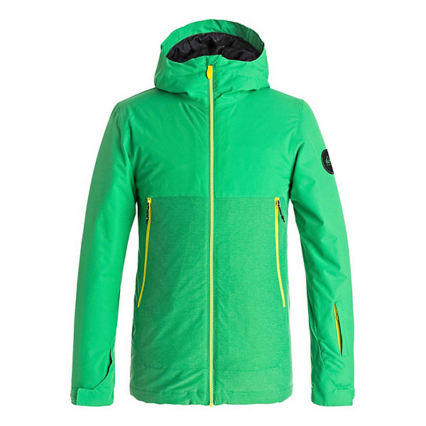 Quiksilver Sierra Boys Snowboard Jacket 2018, , 600