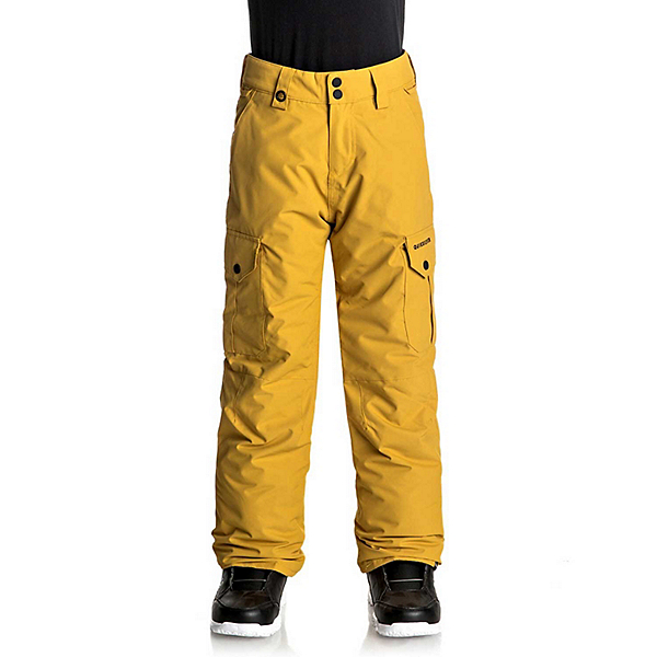 Quiksilver Porter Kids Snowboard Pants, , 600