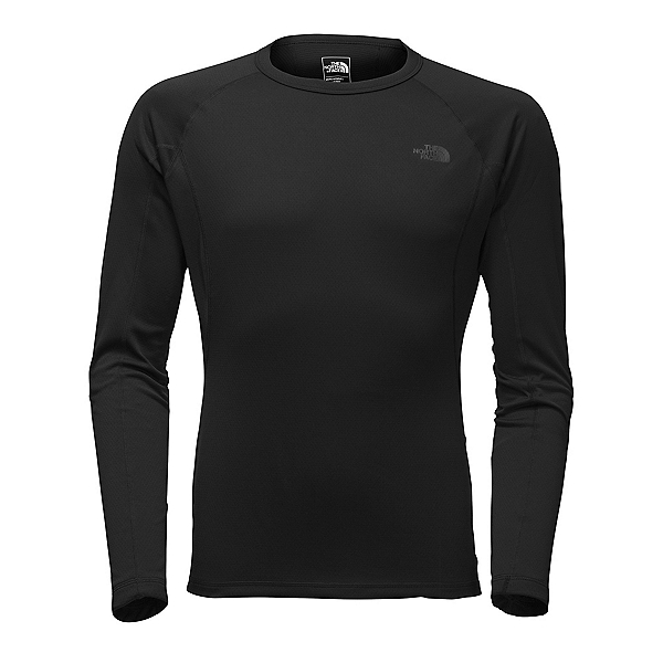 The North Face Warm Long Sleeve Crew Neck Mens Long Underwear Top, , 600