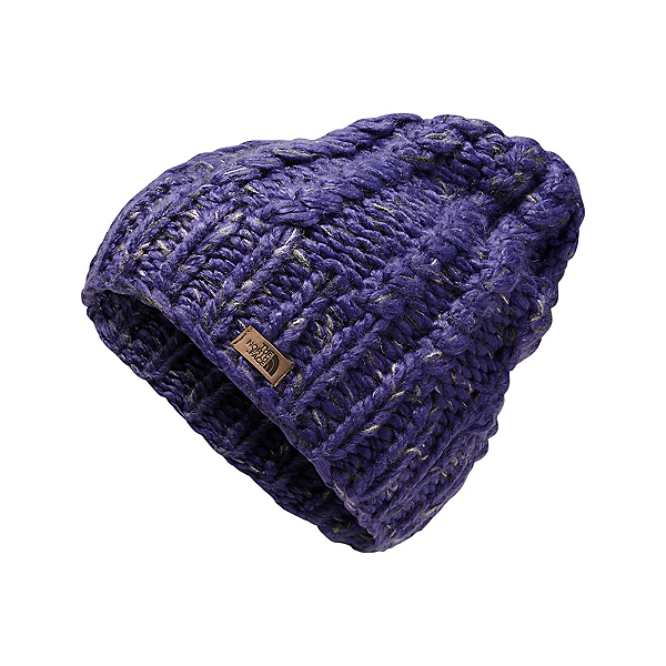The North Face Chunky Knit Beanie Womens Hat 2019 b21d02370bf