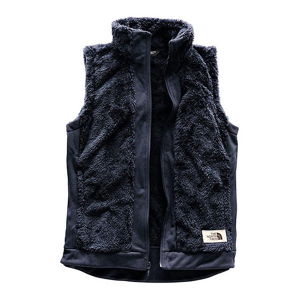 The North Face Furry Fleece Womens Vest, Urban Navy, 600