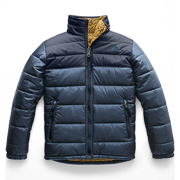 The North Face Reversible Mount Chimborazo Kids Jacket (Previous Season), Shady Blue, 600