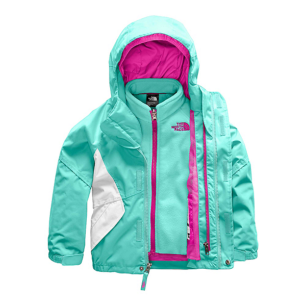 The North Face Kira Triclimate Toddler Girls Ski Jacket, , 600
