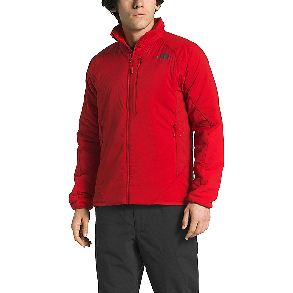 The North Face Ventrix Mens Jacket (Previous Season) 2019, Rage Red-Rage Red, 600