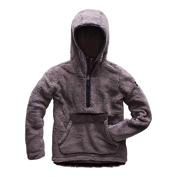 The North Face Campshire Pullover Womens Hoodie (Previous Season), Rabbit Grey, 600